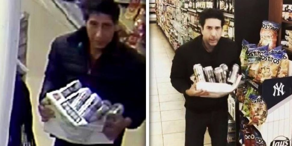 David Schwimmer Lookalike Fails To Show Up In Court