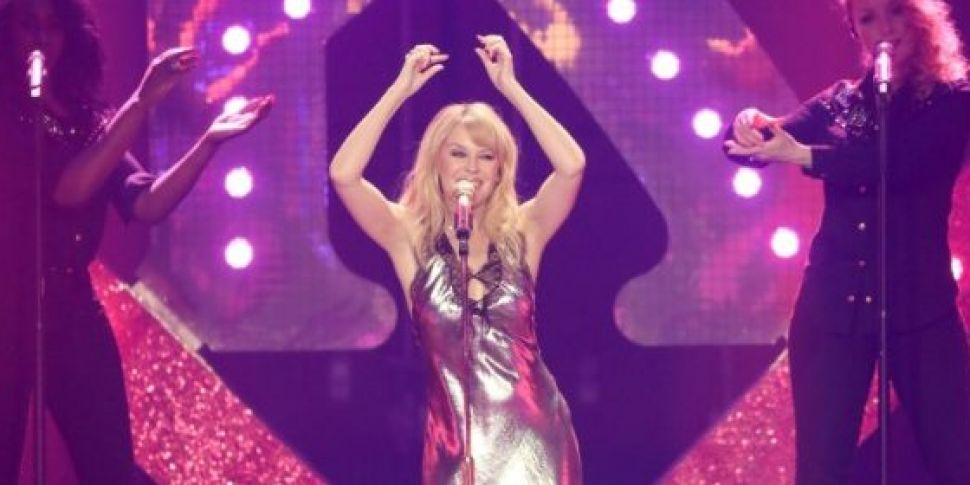 Kylie Minogue Announced For Gl...