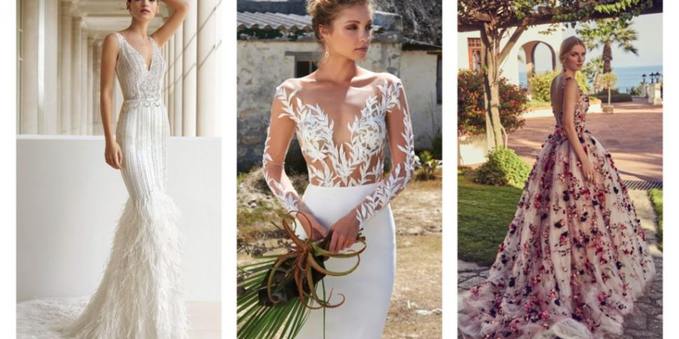 The Top Wedding Dress Trends For 2019 Revealed Www 98fm Com