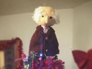 You Can Now Get A Michael D Higgins Tree Topper In Dublin