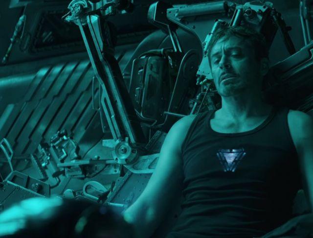 Watch The Trailer For Avengers: Endgame