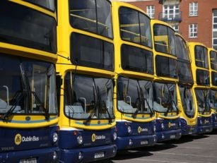 Dublin Bus Carried Seven Milli...