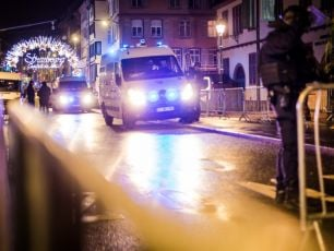 Two People Killed At A Christmas Market In France