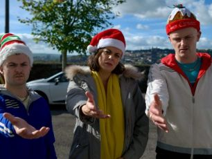 Watch A Trailer For The Young Offenders Christmas Special