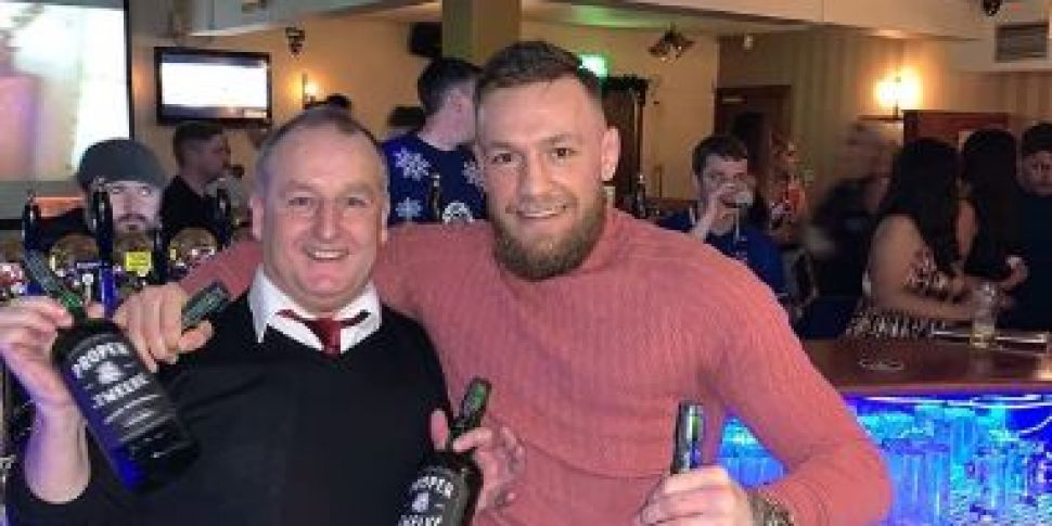 Conor McGregor Buys €4,000 Rou...