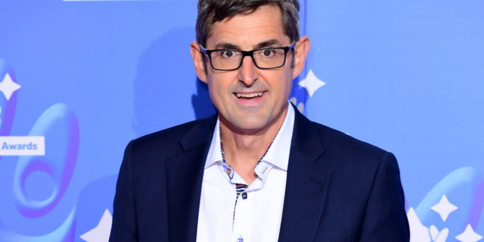 Louis Theroux Twitter Account...