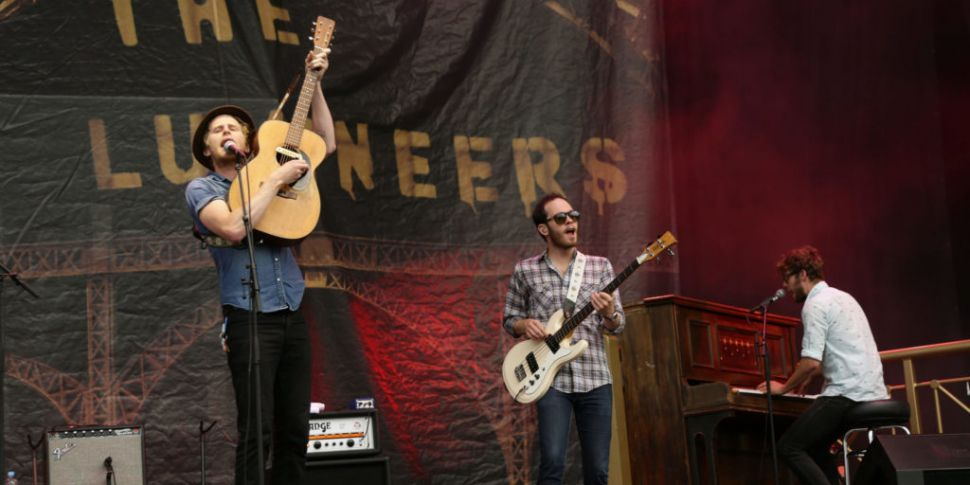 The Lumineers Announce 3Arena...