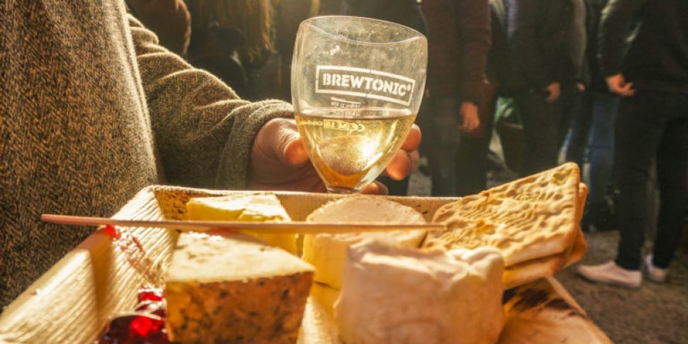 Wine And Cheese Festival Comin...