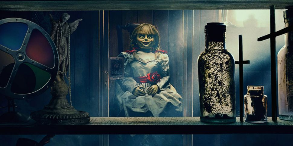 Watch The Trailer For Annabell...