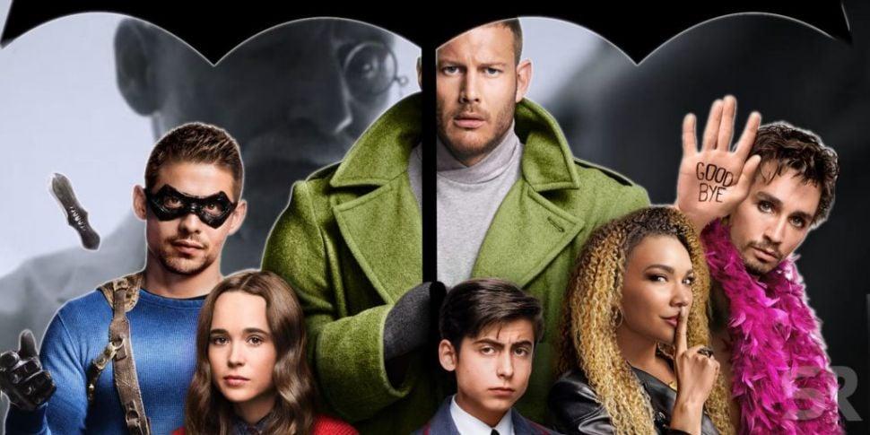 Netflix Renews The Umbrella Ac...