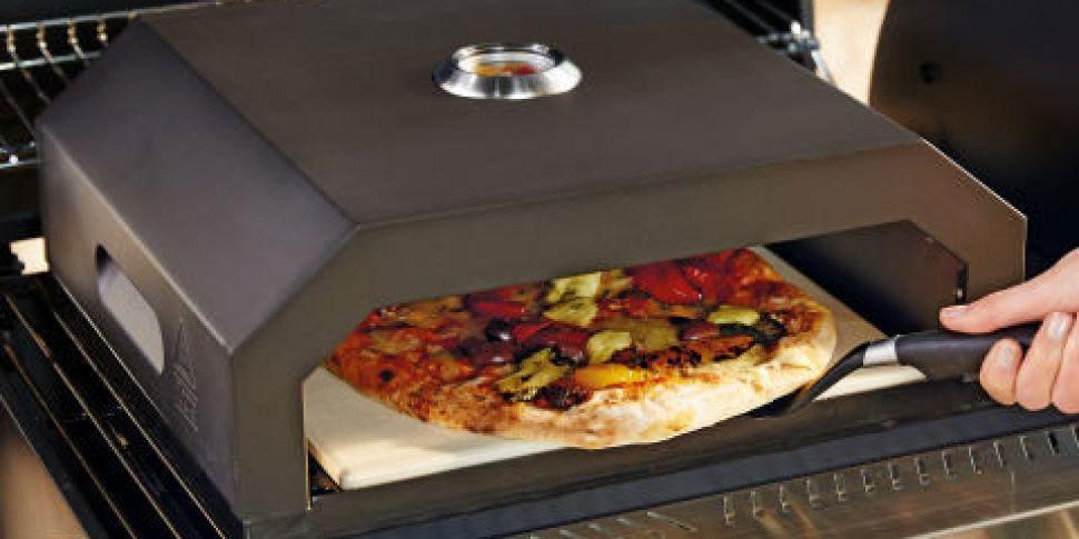 Aldi's BBQ Pizza Oven Hits Iri...