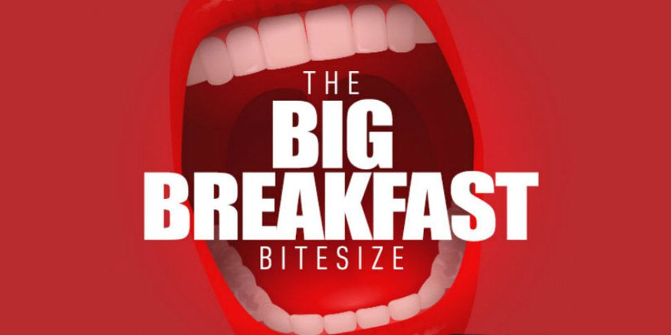 Big Breakfast 15th April 2019