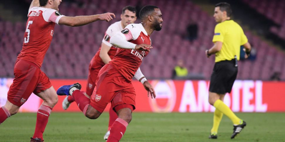 Europa League: Arsenal and Che...