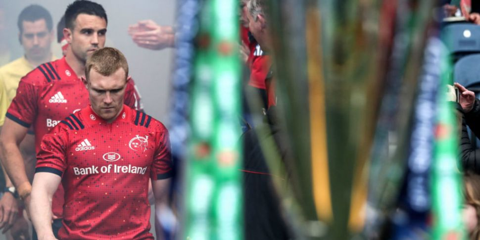 Keith Earls Out Of Munster's C...