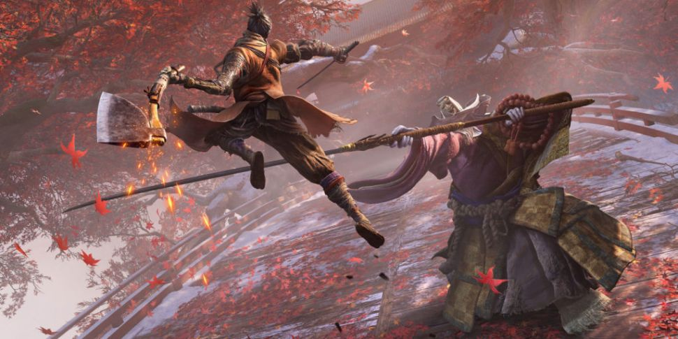Sekiro: Shadows Die Twice slic...
