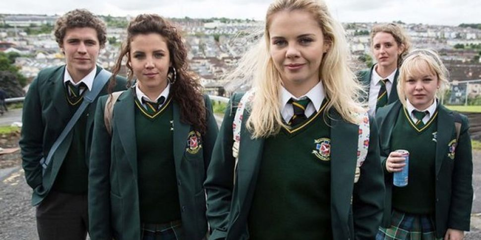 Derry Girls Season One Is Comi...