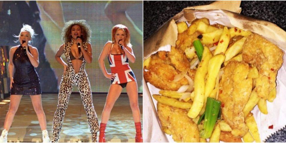 Dublin Bar Hosting Spice Girls...