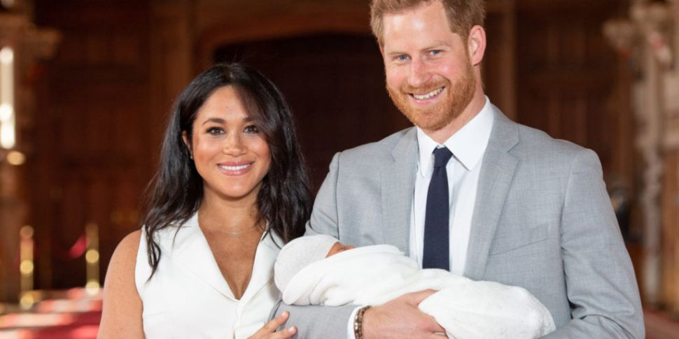 Baby Sussex: Prince Harry And...