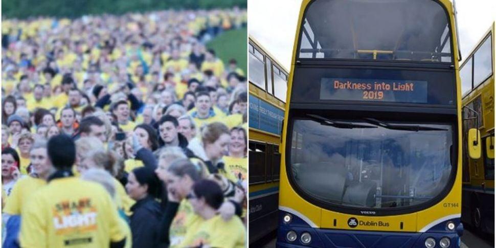 Free Dublin Bus Shuttle For Da...