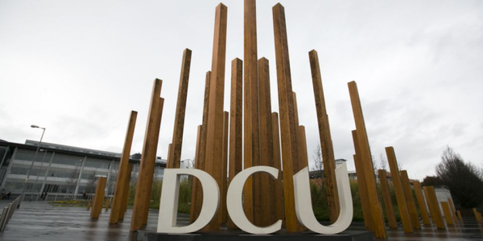 DCU Renames Lecture Hall After...