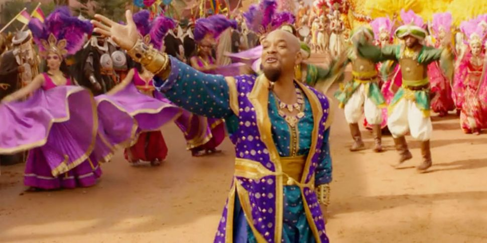 Aladdin: Will Smith Performs P...