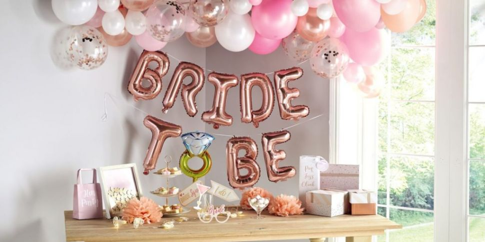 Hen Party & Baby Shower Decora...