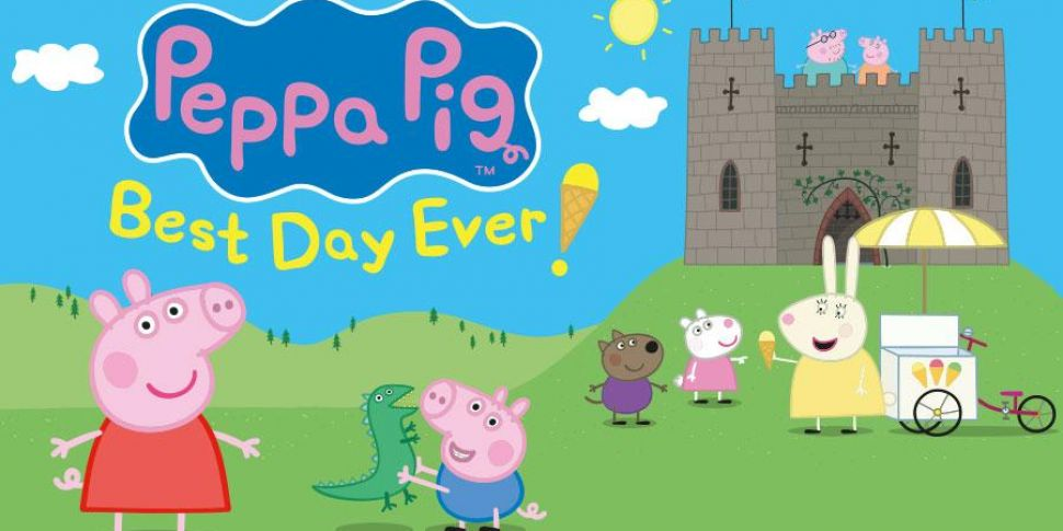 Peppa Pig Best Day Ever Is Com...