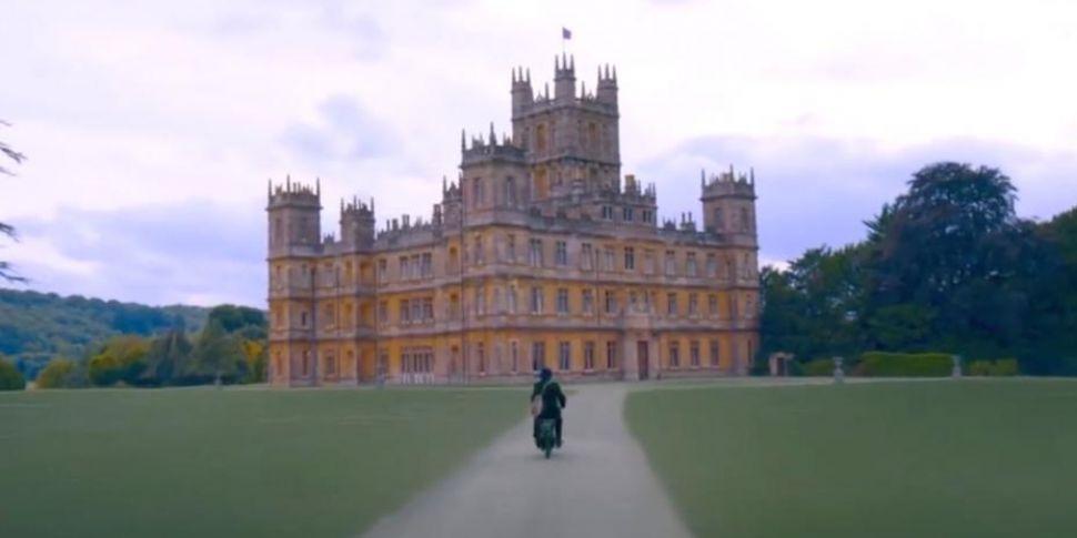 Downton Abbey Movie Trailer Re...