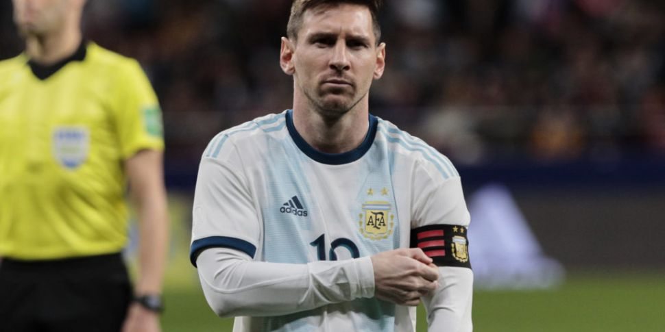 Argentina reveal Copa America...