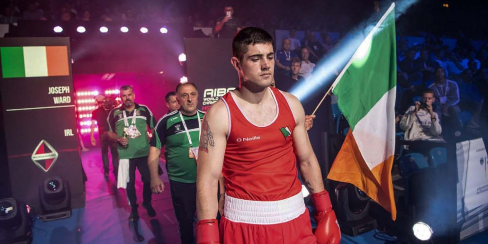 Joe Ward to turn pro