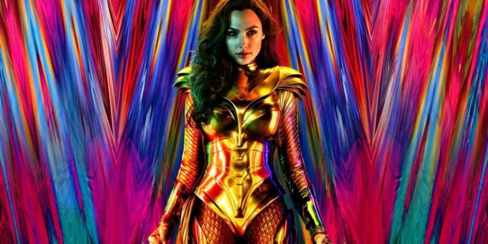 Wonder Woman 1984  - First Loo...