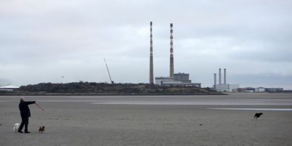 Irish Water Says Dublin Beach...