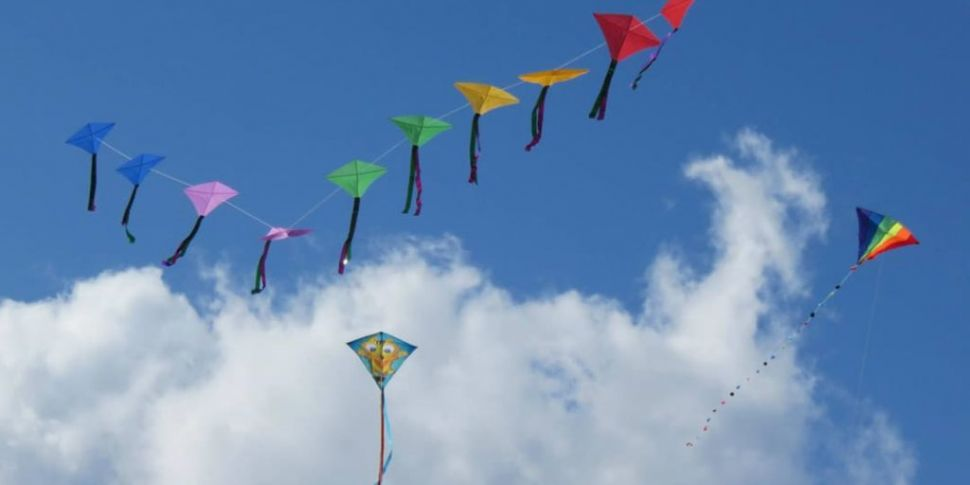 The Dublin Kite Festival Takes...