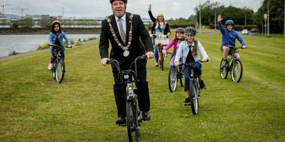 The Velo-City Dublin Bike Para...