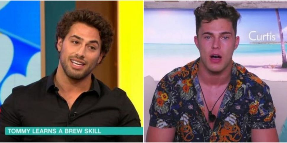 Kem Reveals Love Island Secret...