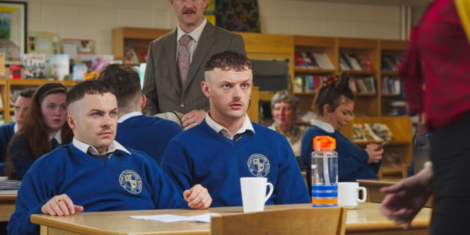 The Young Offenders Season 2 F...