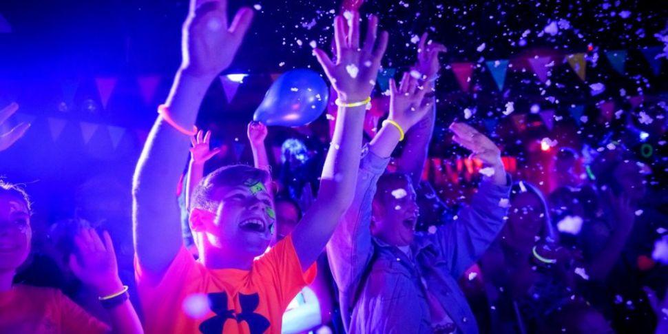 Superhero Themed Family Rave C...