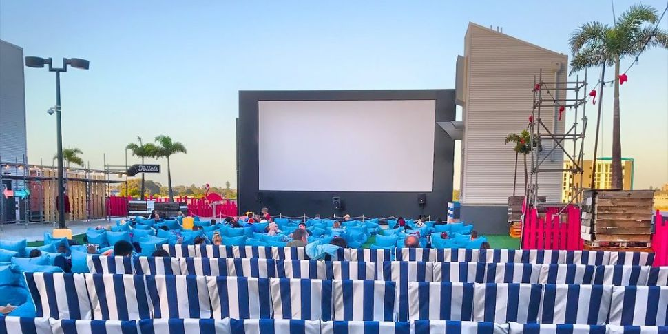 Rooftop Cinema Event Coming To...