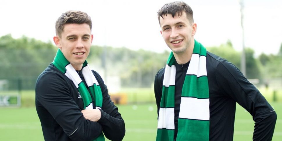 Shamrock Rovers sign UCD pair...