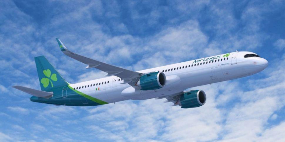 Aer Lingus Announces 4th Of Ju...