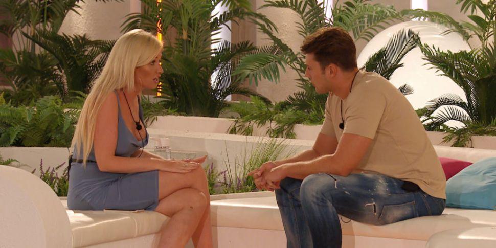 Love Island: Reports Amy Has B...