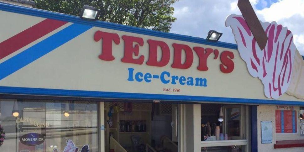 Iconic Teddy's Ice Cream Is No...