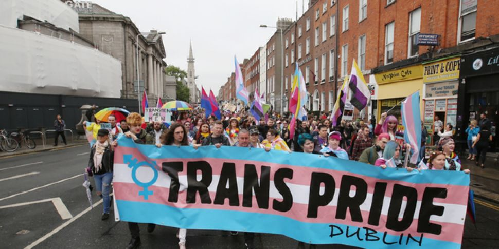 Trans Pride March In Capital