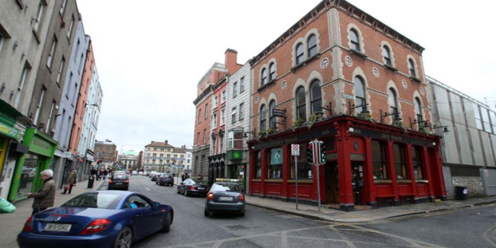 Two Men Hurt In Capel Street A...