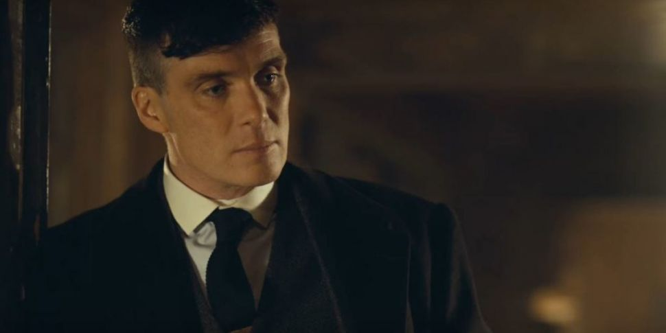 First Look At Tommy Shelby In...