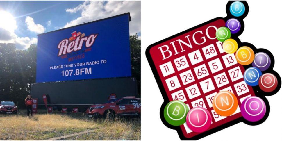 Drive-In Boogie Bingo Party Ta...