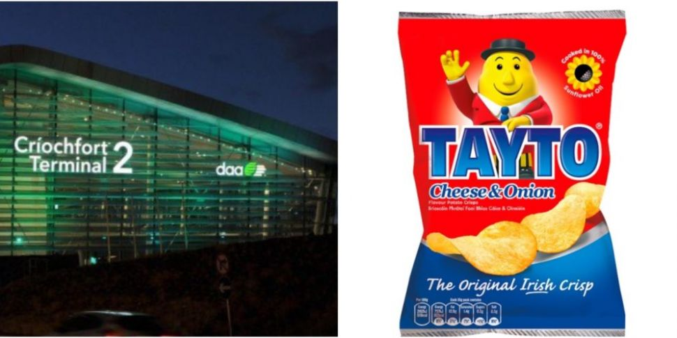 A Tayto Pop Up Shop Is Opening...