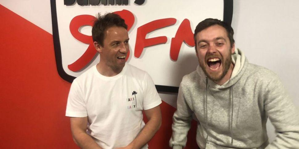 Totally Irish Podcast - 14th J...