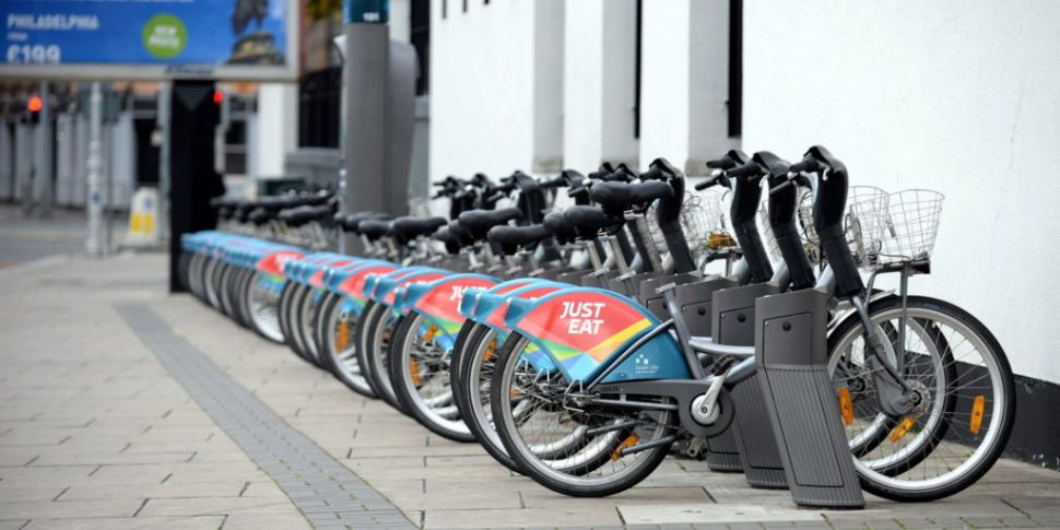Dublin Bikes To Be Extended To...