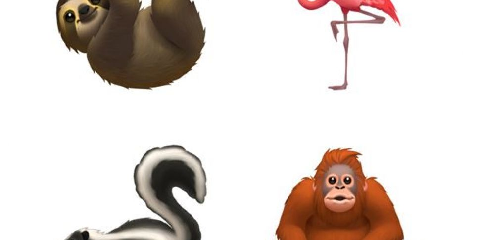 59 New Emojis Are On The Way